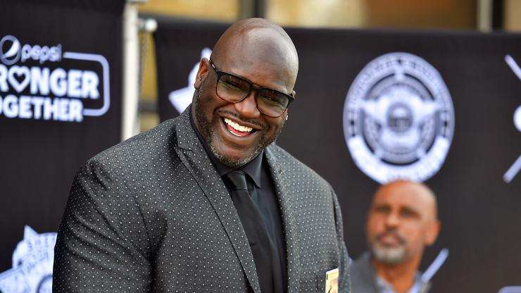 """Shaq Doesn't Want To Be Called A Celebrity: """"I'm Done With It"""""""