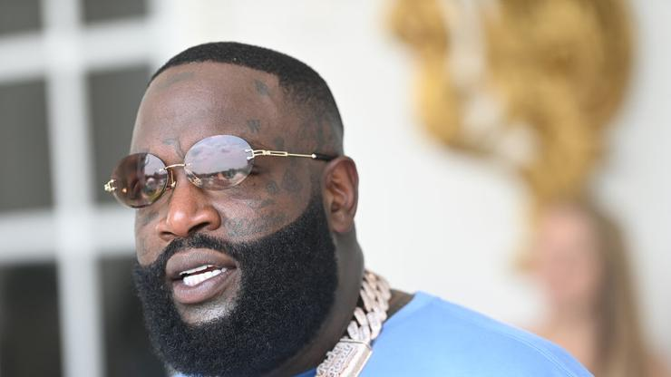 Rick Ross Agrees To Pay $11K In Monthly Child Support