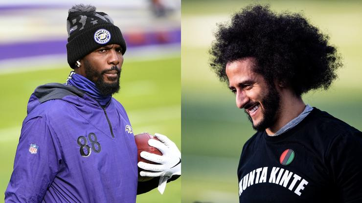 Dez Bryant Blasted On Twitter After Comments On Colin Kaepernick