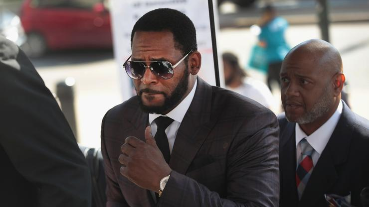R. Kelly Faces Life In Prison For Sex Crimes Conviction: Twitter Reacts