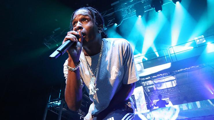 """A$AP Rocky Previews Promising """"ALL $MILES"""" Track"""
