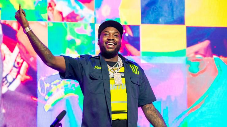 """Meek Mill's """"Expensive Pain"""" Artwork Pops Up In Various Cities"""