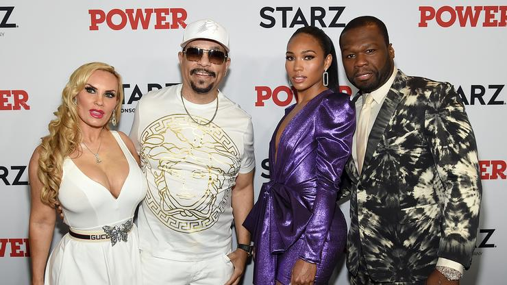 """Ice-T Shows Love To 50 Cent For """"BMF"""" Inclusion"""