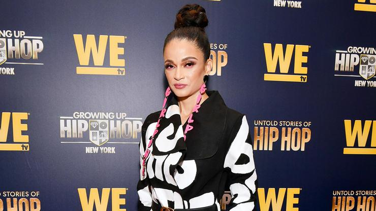 """Charli Baltimore Details Biggie's Initial Reaction To 2Pac's """"Hit 'Em Up"""""""