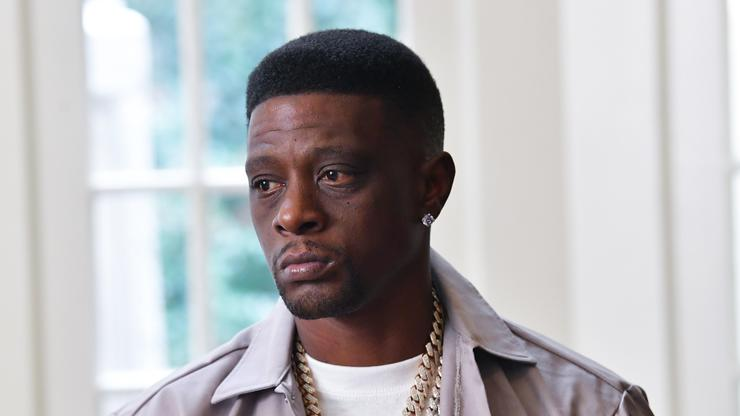 """Boosie Badazz Says MLK """"Would Be Pissed Off"""" About People Pirating """"My Struggle"""""""