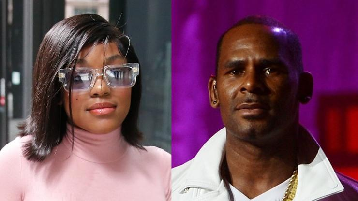 Azriel Clary Claims People Warned R. Kelly About Being With Underage Girls