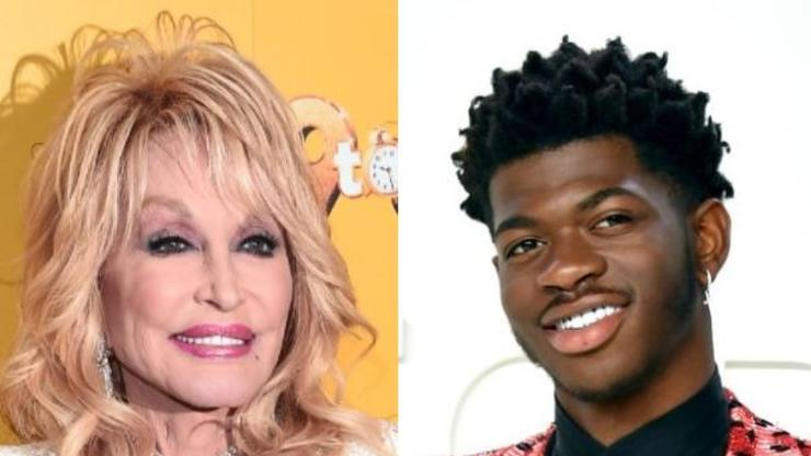 """Dolly Parton Approves Of Lil Nas X's """"Jolene"""" Cover: """"I Was So Excited"""""""