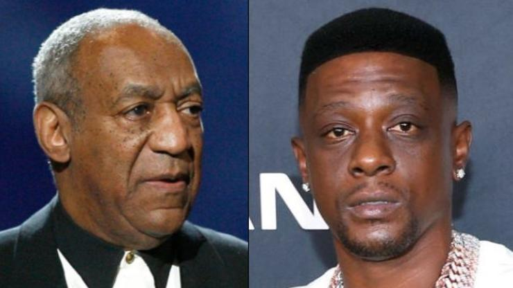 """Bill Cosby Promotes Boosie Badazz's """"My Struggle,"""" Wants It To Be A """"Box Office Success"""""""