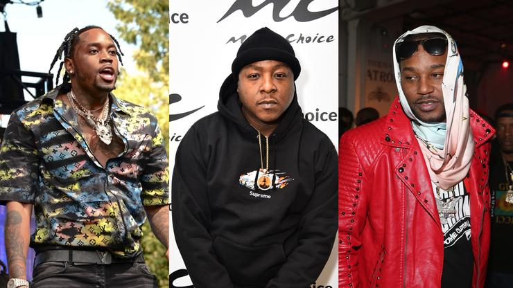 """Jadakiss, Fivio Foreign, & Cam'ron Tapped For ABC's Hip-Hop Drama """"Queens"""""""