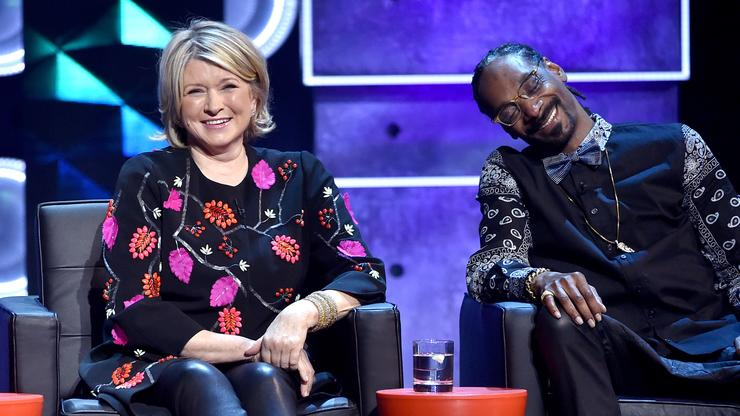 Twitter Wonders If Snoop Dogg & Martha Stewart Have Ever Hooked Up