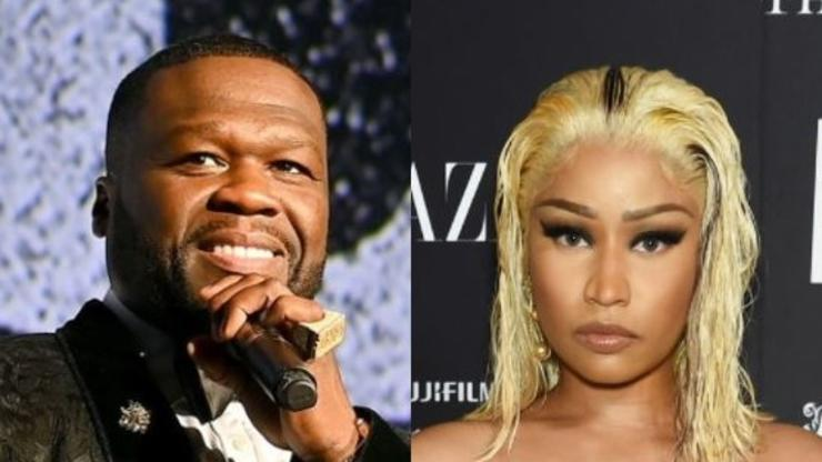 50 Cent Would Cast Nicki Minaj As His Love Interest In A Romantic Comedy
