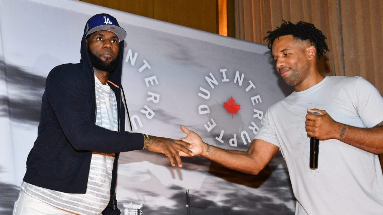 LeBron James And Maverick Carter's SpringHill Partners With Clubhouse – VIBE.com