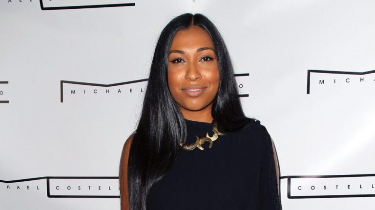 Watch Melanie Fiona's Sweet Gender Reveal For Baby No. 2 – VIBE.com
