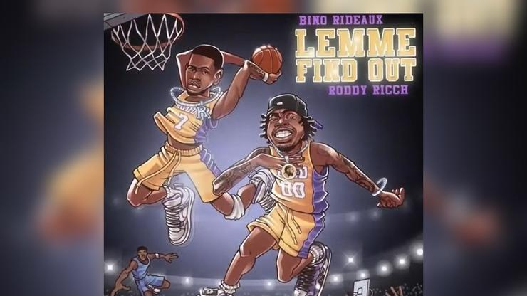 """Bino Rideaux & Roddy Ricch Team Up On """"Lemme Find Out"""""""