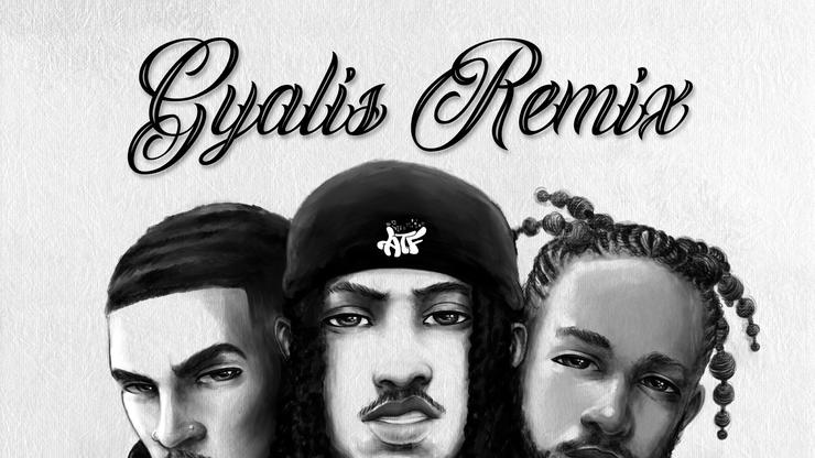"""Capella Grey Remixes Song Of The Summer """"Gyalis"""" With Chris Brown & Popcaan"""