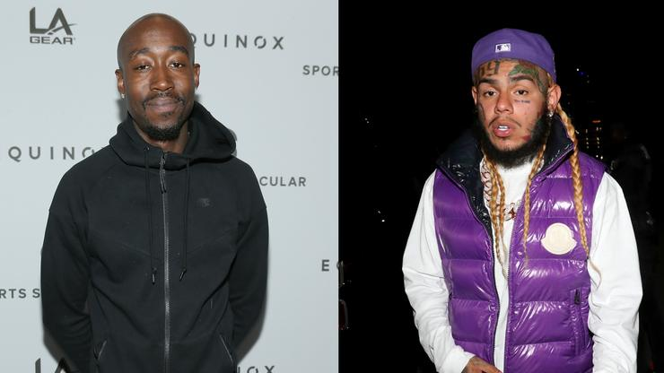 Mike Tyson Asks Freddie Gibbs If He Would Win In A Fight Against 6ix9ine