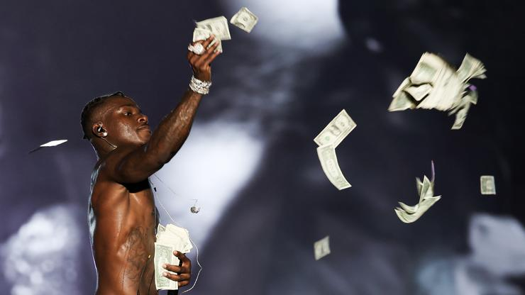 DaBaby Praised By Parent After Giving Their Child $300