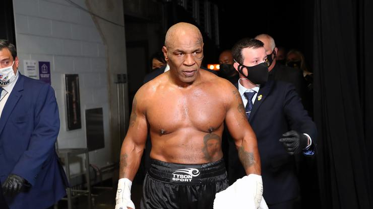 Mike Tyson Reveals If He Would Fight Jake Or Logan Paul