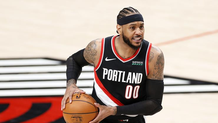 Carmelo Anthony Opens Up About Lakers Role