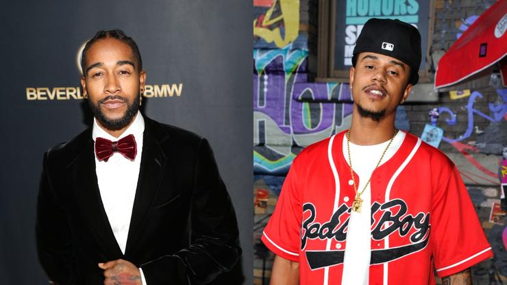 Lil Fizz Apologizes To Omarion On Stage For Dating Apryl Jones