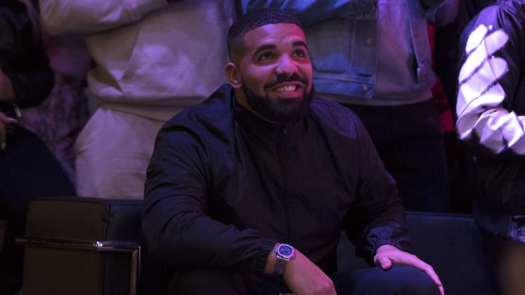 Drake Gives Adonis Buckets In Adorable New Video