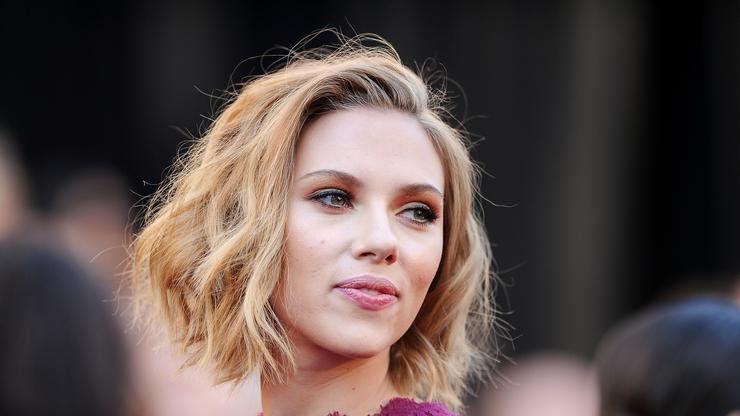 Scarlett Johansson Reaches Agreement With Disney To End Lawsuit