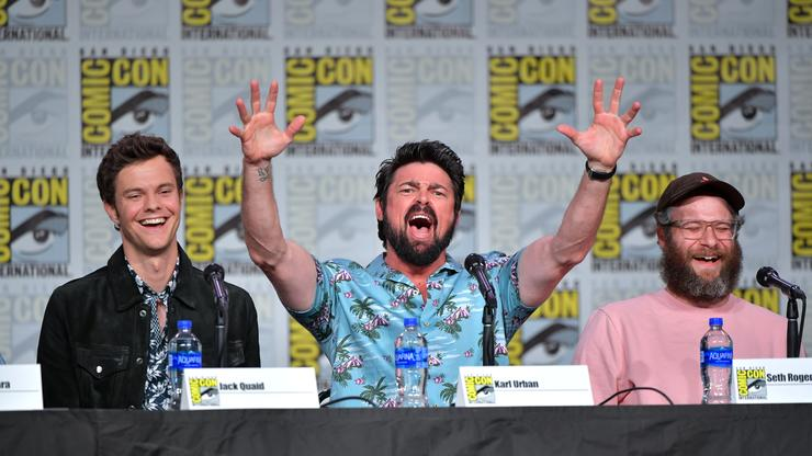 """Amazon Greenlights """"The Boys"""" Spin-Off Series Set In A College For Superheroes"""