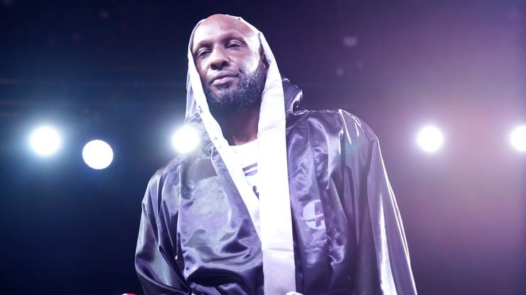 Lamar Odom Wins Yet Another Celebrity Boxing Match: Highlights