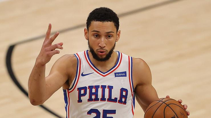 """Ben Simmons Trade Talks Have Downgraded To """"Nearly Dead"""""""