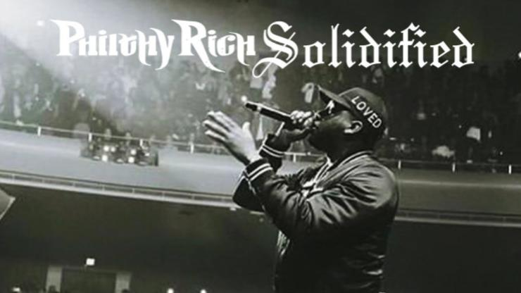 """Philthy Rich Unveils New Project """"Solidified"""""""