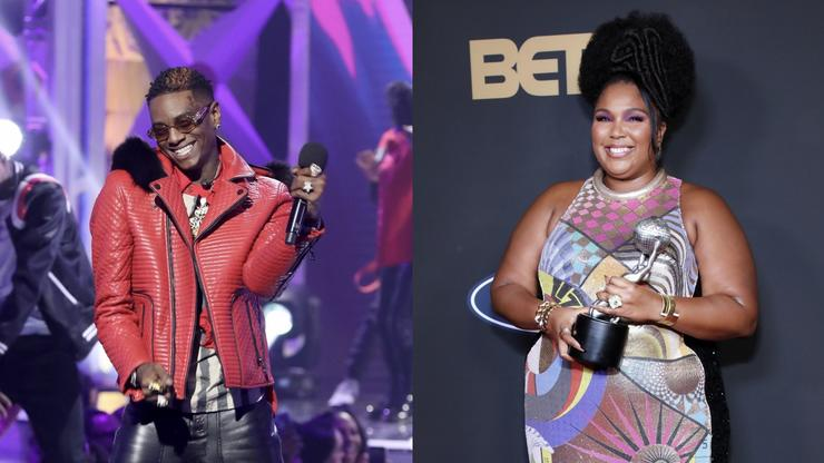 Lizzo & Soulja Boy Go Viral For Dancing Together Backstage At Bow Wow Concert