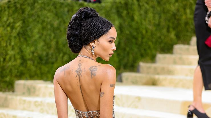 """Zoë Kravitz Reveals How She Landed The Role Of Catwoman In """"The Batman"""""""