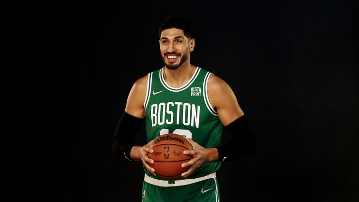 Enes Kanter Goes Off On LeBron James For His Vaccine Takes