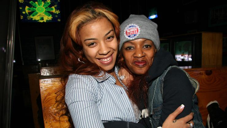 Keyshia Cole's Late Mother Frankie Lons' Cause Of Death Revealed