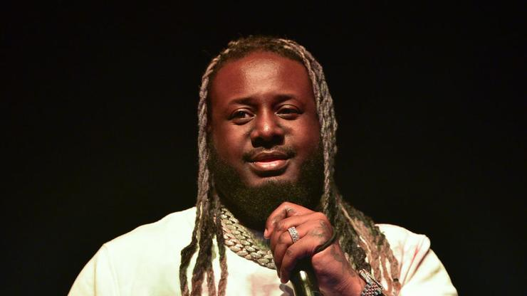 T-Pain Reveals His 97-Year-Old Grandma Has COVID