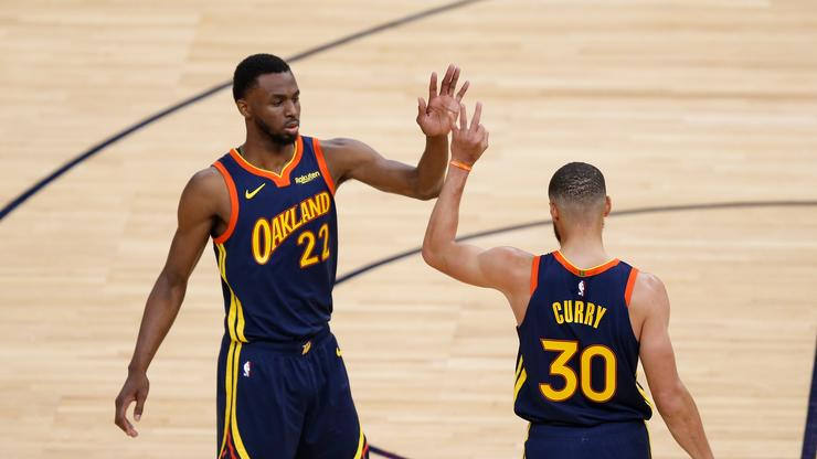 Steph Curry Reacts Comments On Andrew Wiggins Update