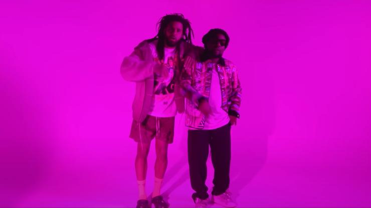 """Wale & J. Cole's """"Poke It Out"""" Gets New Music Video"""