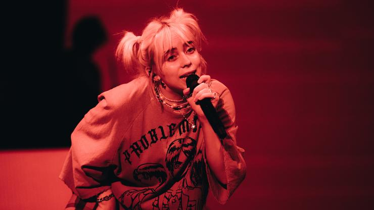 """Billie Eilish To Star In """"The Nightmare Before Christmas"""" Live Concert As """"Sally"""""""