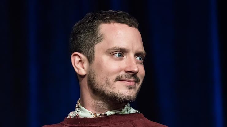 """Elijah Wood Claims """"Lord Of The Rings"""" Orc Was Made To Look Like Harvey Weinstein"""