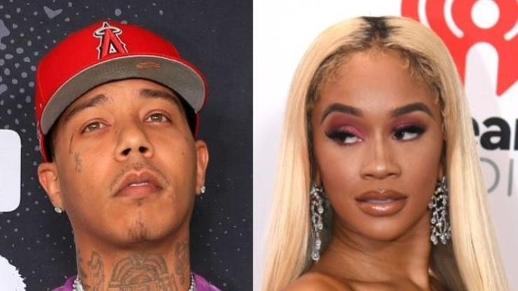 """Hitmaka Thinks A Romance Between Him & Saweetie """"Would Be Fire"""""""