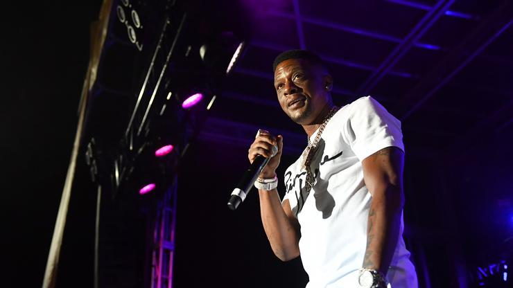 """Boosie Badazz Is Feeling """"Blessed"""" As He Gives Intimate Look Into His Bedroom"""