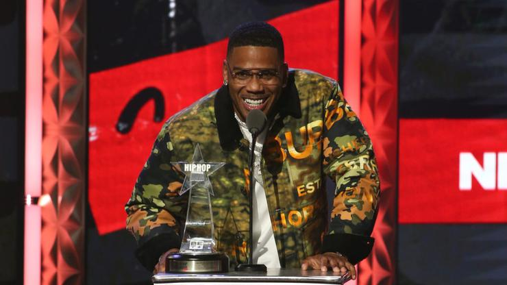 Nelly Runs The Hits In Nostalgic BET Hip-Hop Awards Performance