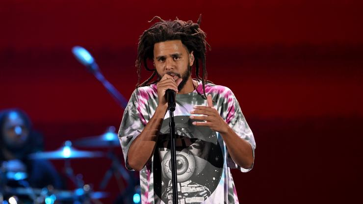 """J. Cole To Perform At Secret LA Venue For """"Small Stage Series"""""""