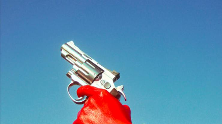 """Paris Texas Deliver New Project """"Red Hand Akimbo"""""""