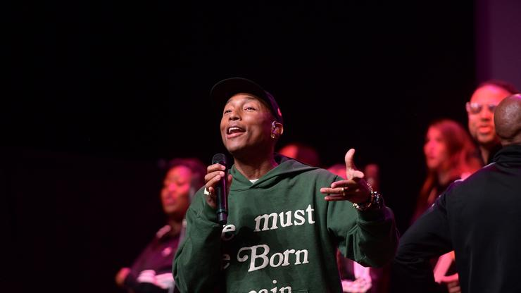 Pharrell Pulls Something In The Water Fest From Virginia