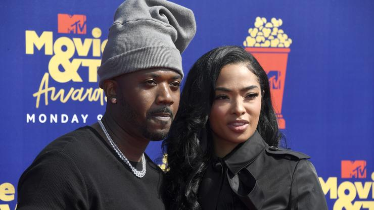 Ray J Files For Divorce From Princess Love…Again: Report