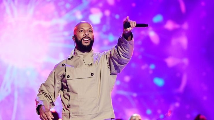 Common Brings A Recording Studio To Stateville Correctional Center In Illinois