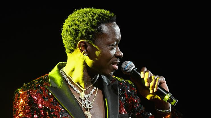Michael Blackson Takes Aim At Dave Chappelle, Says He Snitched On DaBaby