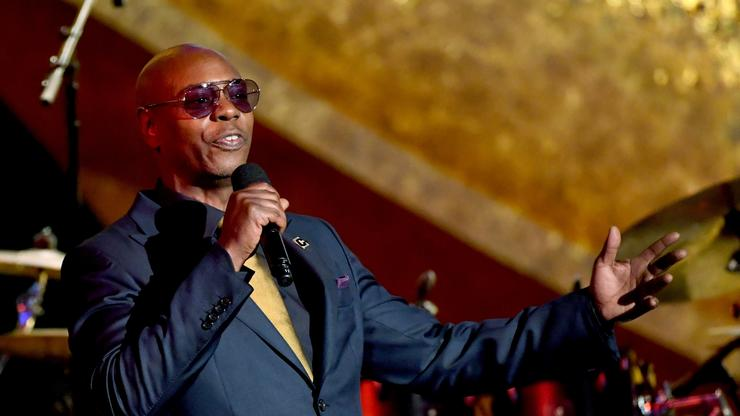 Video Shows Dave Chappelle Completely Unbothered By Backlash Over DaBaby Comments