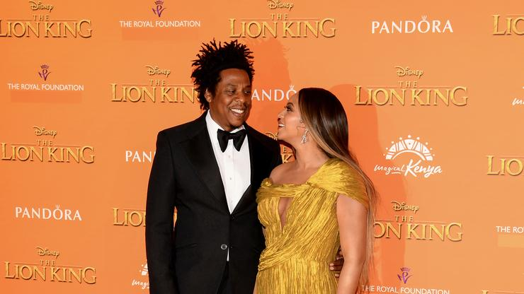 Beyoncé & Jay-Z Could Be First Couple To Compete For The Same Oscar Award